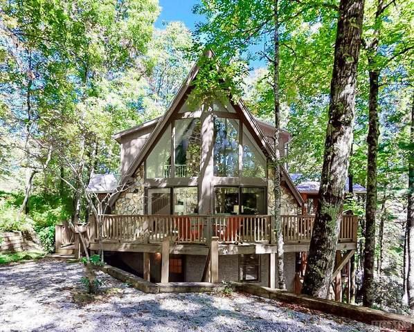 395 Satulah Ridge Road, Highlands, NC 28741 (MLS #94922) :: Berkshire Hathaway HomeServices Meadows Mountain Realty