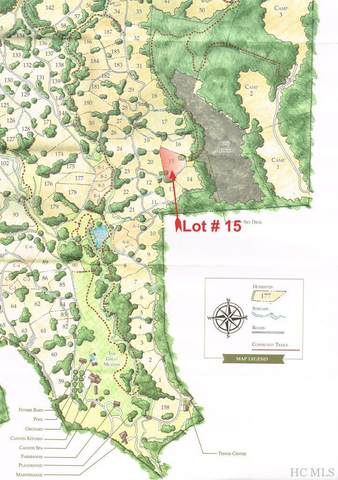Lot# 15 Lonesome Valley Road, Cashiers, NC 28717 (MLS #94927) :: Pat Allen Realty Group