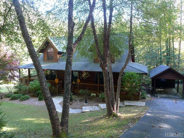2420 West Christy Trail, Sapphire, NC 28774 (#94946) :: Exit Realty Vistas