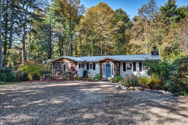 206 Hammond Road, Highlands, NC 28741 (MLS #94948) :: Berkshire Hathaway HomeServices Meadows Mountain Realty