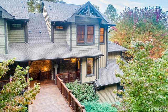 130 Saddlenotch Lane B-4, Tuckasegee, NC 28783 (MLS #94960) :: Berkshire Hathaway HomeServices Meadows Mountain Realty