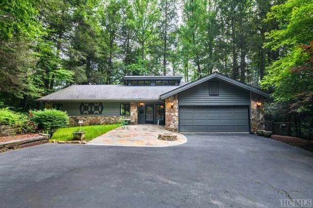 144 Boiling Springs Road, Sapphire, NC 28774 (MLS #94964) :: Berkshire Hathaway HomeServices Meadows Mountain Realty