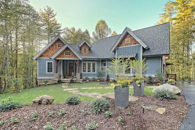 491 Rustling Woods Trail, Cullowhee, NC 28723 (MLS #94969) :: Berkshire Hathaway HomeServices Meadows Mountain Realty