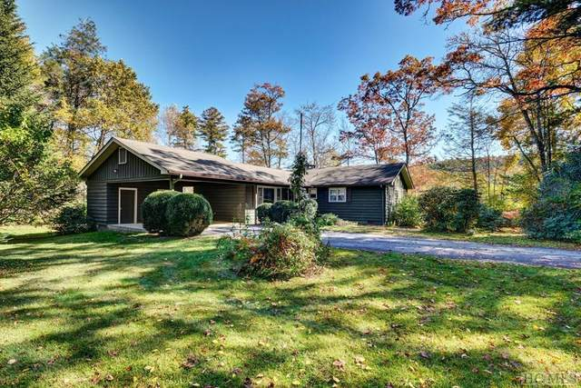590 Pierson Drive, Highlands, NC 28741 (MLS #95024) :: Berkshire Hathaway HomeServices Meadows Mountain Realty