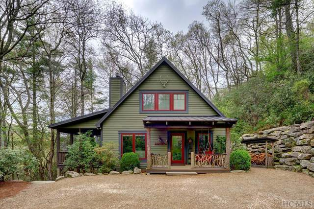 75 Holt Cottage Lane, Highlands, NC 28741 (MLS #95025) :: Berkshire Hathaway HomeServices Meadows Mountain Realty