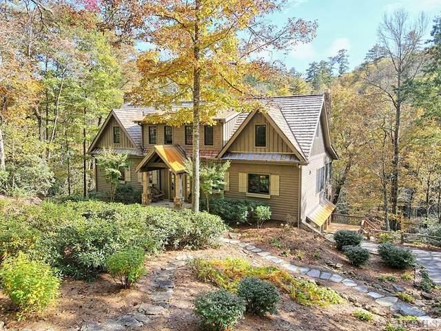 693 Wandering Ridge, Glenville, NC 28736 (#95033) :: Exit Realty Vistas