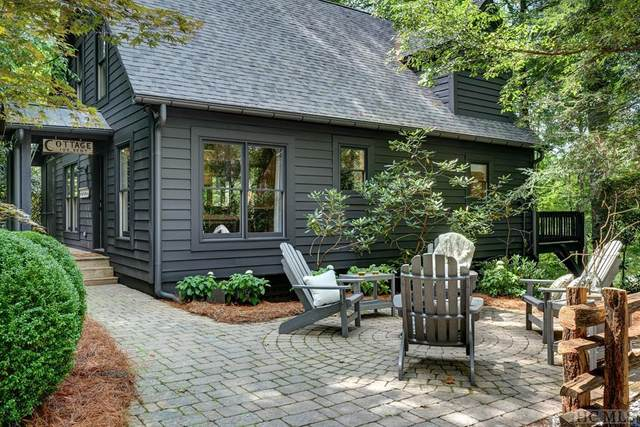 55 Holt Cottage Lane, Highlands, NC 28741 (MLS #95036) :: Berkshire Hathaway HomeServices Meadows Mountain Realty