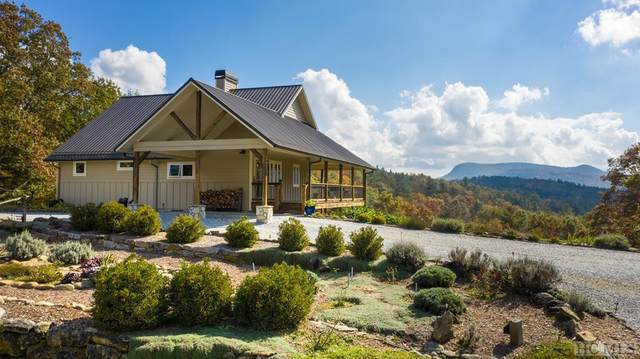 2536 Yellow Mountain Road, Cullowhee, NC 28736 (MLS #95044) :: Berkshire Hathaway HomeServices Meadows Mountain Realty