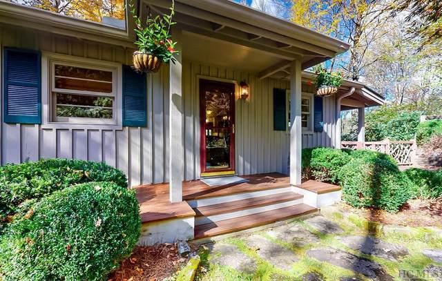 24 Oak Lane, Highlands, NC 28741 (MLS #95045) :: Berkshire Hathaway HomeServices Meadows Mountain Realty