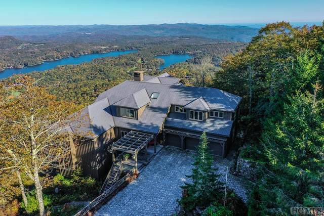 473 Summit Ridge Rd, Lake Toxaway, NC 28747 (MLS #95055) :: Berkshire Hathaway HomeServices Meadows Mountain Realty