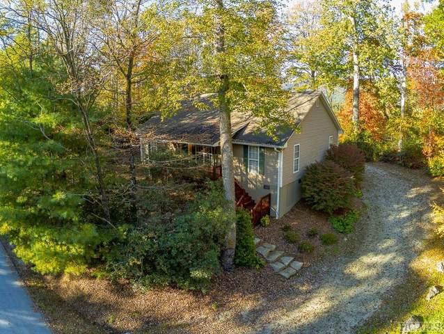 285 Sunrise Ridge Court, Sapphire, NC 28774 (MLS #95057) :: Berkshire Hathaway HomeServices Meadows Mountain Realty