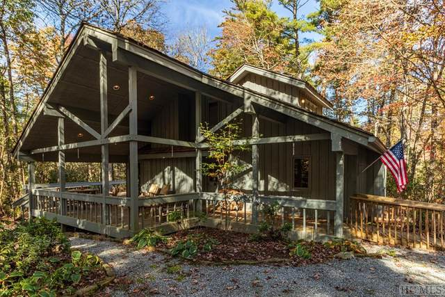 334 White Owl Lane, Cashiers, NC 28717 (MLS #95060) :: Berkshire Hathaway HomeServices Meadows Mountain Realty
