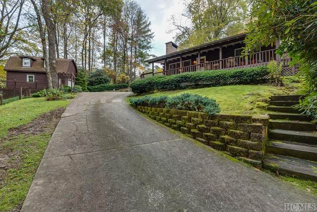 1654 Cullasaja Drive, Highlands, NC 28741 (MLS #95065) :: Berkshire Hathaway HomeServices Meadows Mountain Realty