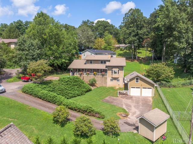 40 Jacobs Street, Franklin, NC 28734 (MLS #95074) :: Berkshire Hathaway HomeServices Meadows Mountain Realty