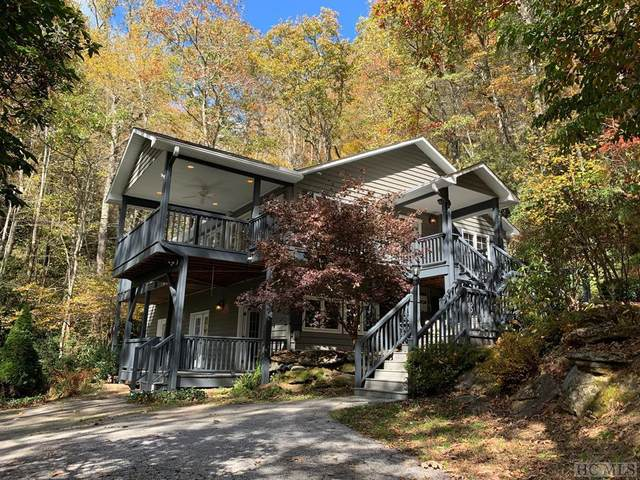 3482 Turtle Pond Road, Highlands, NC 28741 (MLS #95077) :: Berkshire Hathaway HomeServices Meadows Mountain Realty
