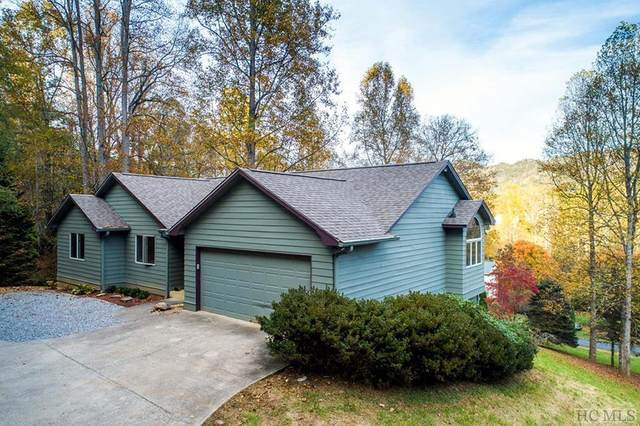 99 Berry Hill Drive, Sylva, NC 28779 (MLS #95090) :: Berkshire Hathaway HomeServices Meadows Mountain Realty