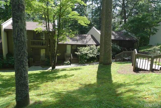 72-#12C Dogwood Knob Lane 12-C, Sapphire, NC 28774 (MLS #95096) :: Berkshire Hathaway HomeServices Meadows Mountain Realty