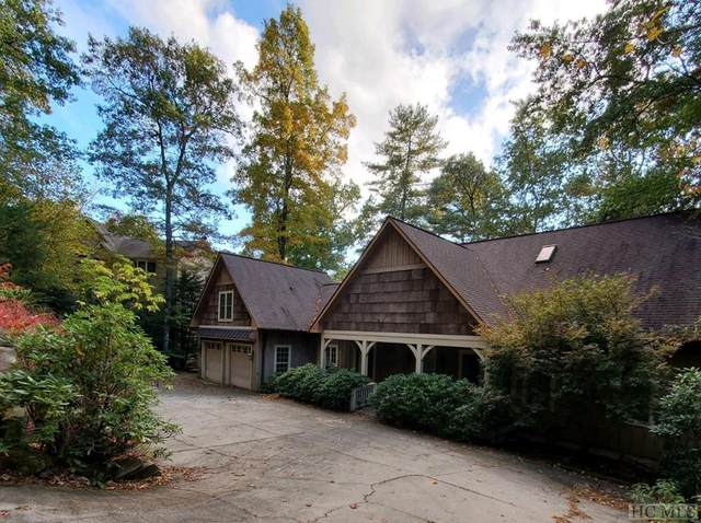 176 Chinquapin Court, Sapphire, NC 28774 (MLS #95101) :: Berkshire Hathaway HomeServices Meadows Mountain Realty