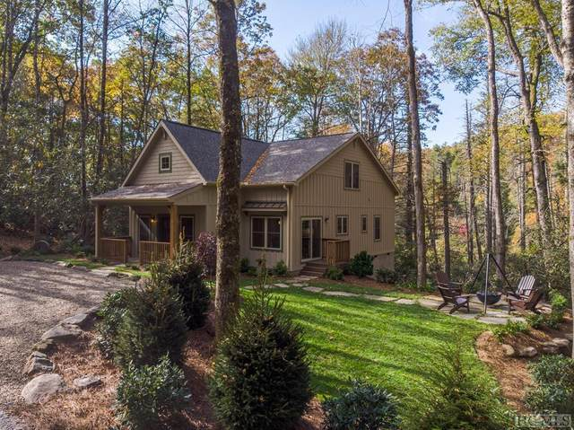 65 Holly Berry Lane, Highlands, NC 28741 (MLS #95102) :: Berkshire Hathaway HomeServices Meadows Mountain Realty