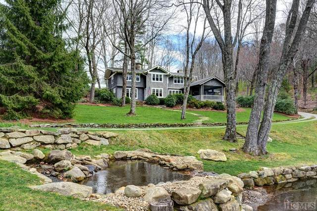 200 Upper Carriage Hill Drive, Highlands, NC 28741 (MLS #95105) :: Berkshire Hathaway HomeServices Meadows Mountain Realty