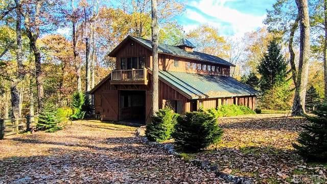 342 Gumwood Ln, Sapphire, NC 28774 (MLS #95106) :: Berkshire Hathaway HomeServices Meadows Mountain Realty