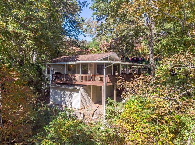 324 Trimont Mountain Road, Franklin, NC 28734 (MLS #95109) :: Pat Allen Realty Group