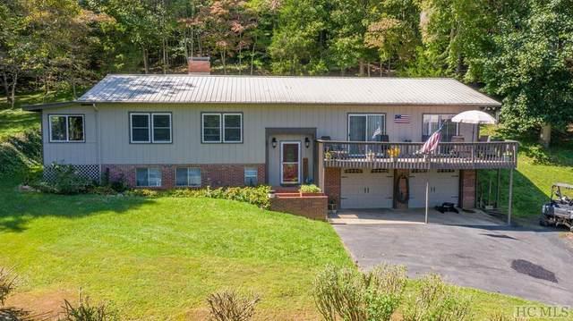 35 Coweeta Ridge Road, Otto, NC 28763 (MLS #95113) :: Pat Allen Realty Group