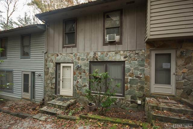 22 B Mountain Moorings Drive 22 B, Highlands, NC 28741 (MLS #95115) :: Pat Allen Realty Group