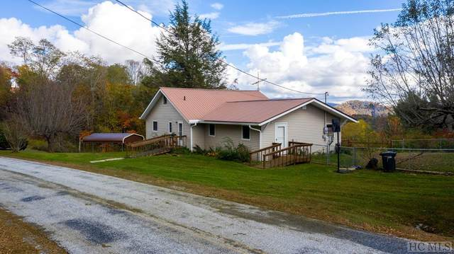 1682 Lloyd Hooper Road, Glenville, NC 28723 (MLS #95118) :: Pat Allen Realty Group