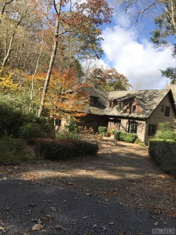 92 Sequoyah Woods Drive, Highlands, NC 28741 (MLS #95122) :: Berkshire Hathaway HomeServices Meadows Mountain Realty