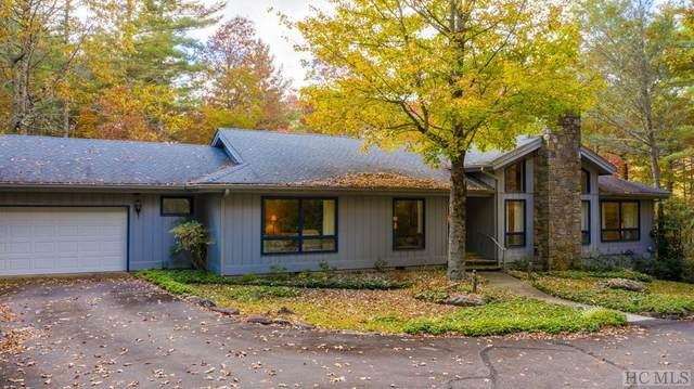 187 Back Nine Lane, Sapphire, NC 28774 (MLS #95131) :: Berkshire Hathaway HomeServices Meadows Mountain Realty