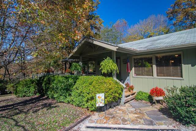 45 Choctaw Road, Highlands, NC 28741 (MLS #95138) :: Berkshire Hathaway HomeServices Meadows Mountain Realty