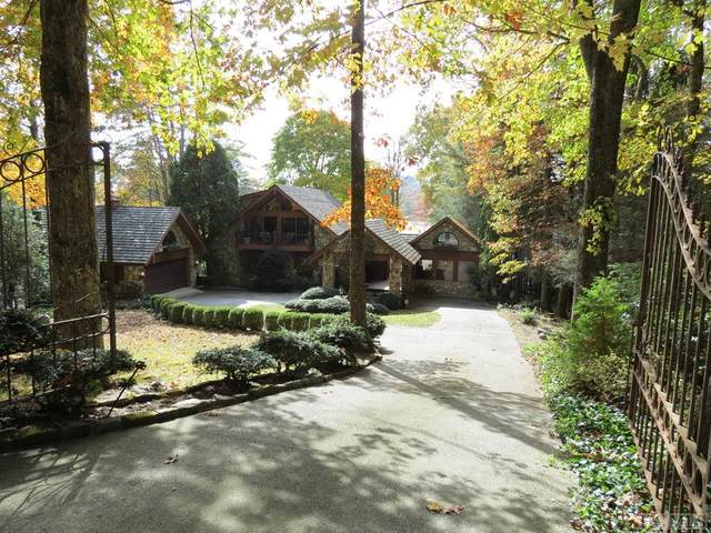 963 Cold Mountain Road, Lake Toxaway, NC 28747 (MLS #95160) :: Berkshire Hathaway HomeServices Meadows Mountain Realty