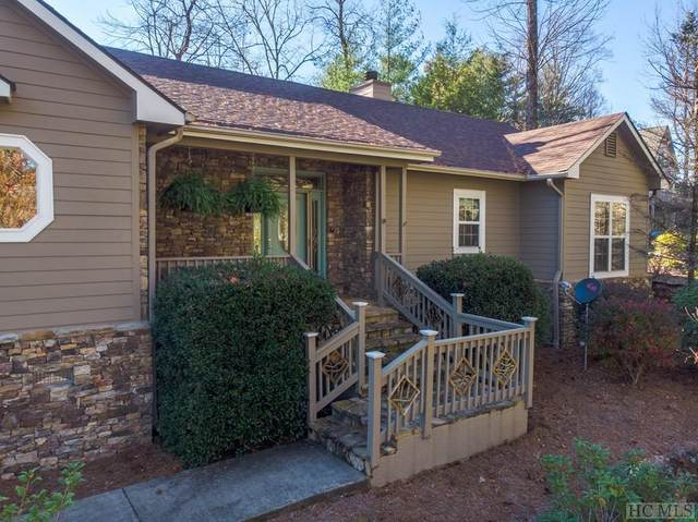 210 Needle Pine Lane, Sapphire, NC 28774 (MLS #95170) :: Berkshire Hathaway HomeServices Meadows Mountain Realty