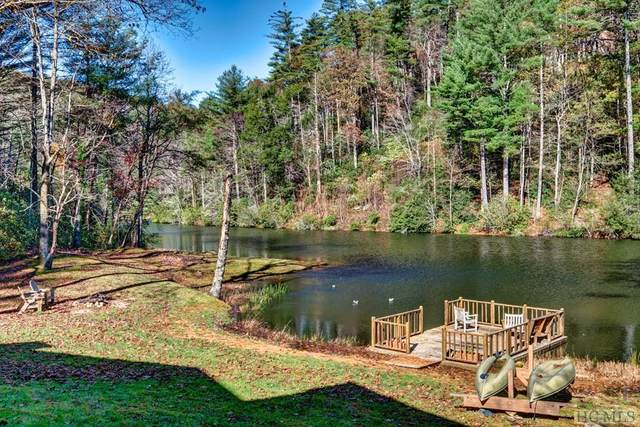 4104 Whiteside Cove Road, Highlands, NC 28741 (MLS #95173) :: Berkshire Hathaway HomeServices Meadows Mountain Realty