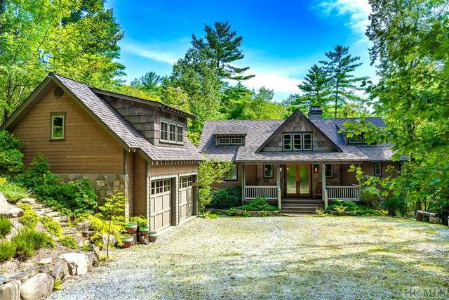 58 Red Bud Court, Sapphire, NC 28774 (MLS #95174) :: Berkshire Hathaway HomeServices Meadows Mountain Realty