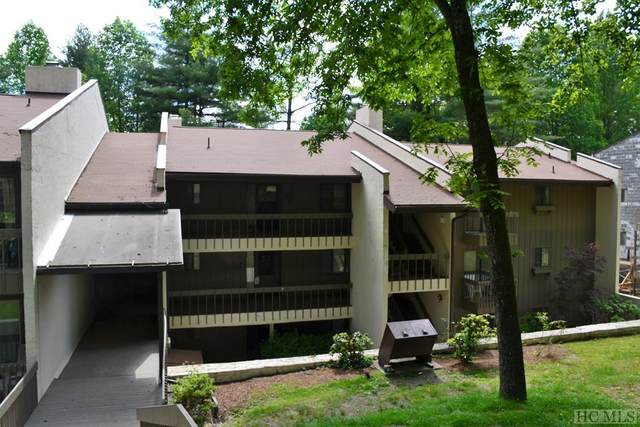 407 Overlook Road 1C, Sapphire, NC 28774 (MLS #95192) :: Berkshire Hathaway HomeServices Meadows Mountain Realty