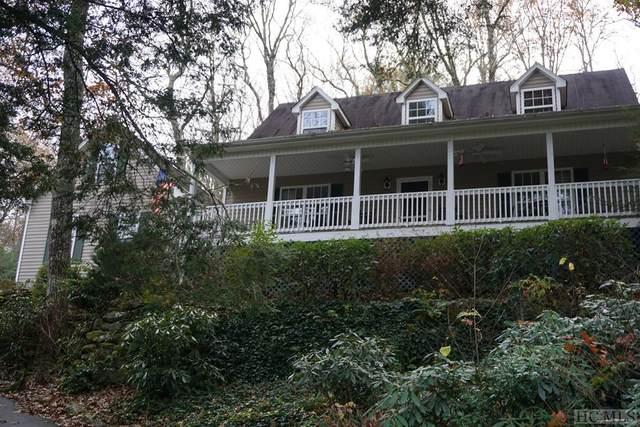 155 Pheasant Run, Highlands, NC 28741 (MLS #95201) :: Berkshire Hathaway HomeServices Meadows Mountain Realty