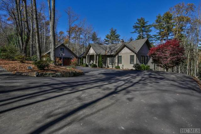 229 Eastland Lane, Cashiers, NC 28717 (MLS #95204) :: Berkshire Hathaway HomeServices Meadows Mountain Realty