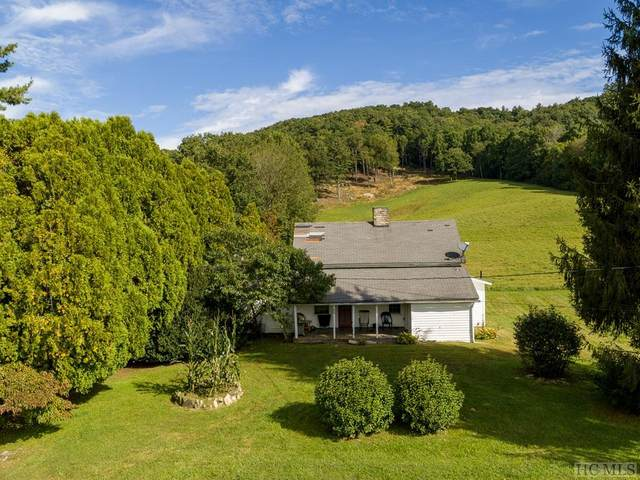 1800 Jodytown Road, Cashiers, NC 28717 (MLS #95205) :: Berkshire Hathaway HomeServices Meadows Mountain Realty
