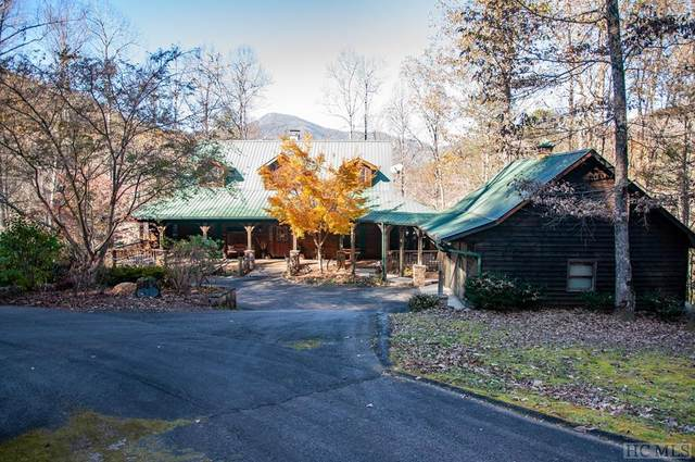 129 Outback Lane, RABUN GAP, GA 30568 (MLS #95222) :: Pat Allen Realty Group