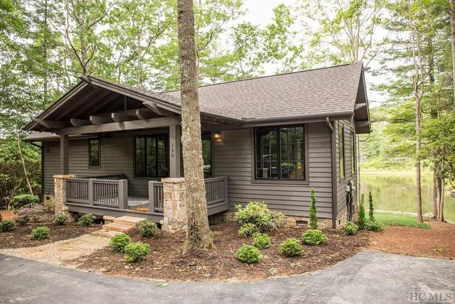 100 Branding Iron Drive, Glenville, NC 28736 (MLS #95223) :: Berkshire Hathaway HomeServices Meadows Mountain Realty