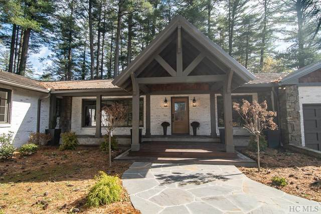 59 Whiteside Cove Road, Cashiers, NC 28717 (MLS #95226) :: Berkshire Hathaway HomeServices Meadows Mountain Realty