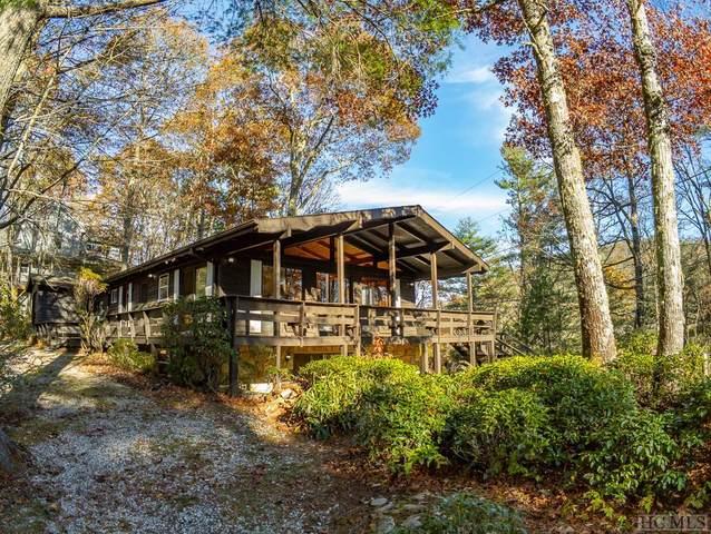 311 Hemlock Drive, Highlands, NC 28741 (MLS #95235) :: Berkshire Hathaway HomeServices Meadows Mountain Realty