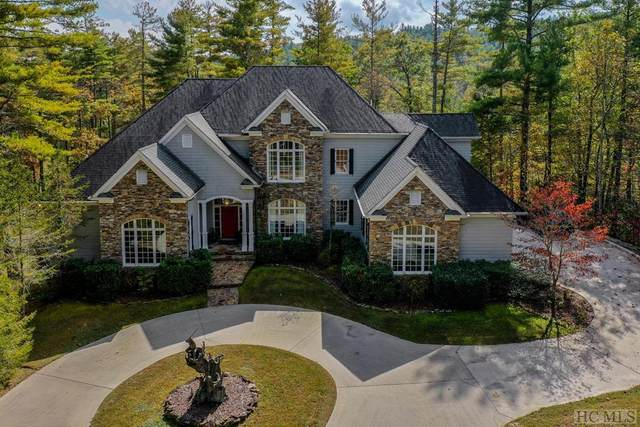 1356 Blue Valley Road, Highlands, NC 28741 (MLS #95241) :: Berkshire Hathaway HomeServices Meadows Mountain Realty
