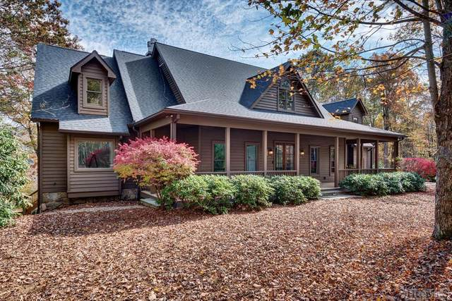 126 Panthertown Trail, Sapphire, NC 28774 (MLS #95253) :: Berkshire Hathaway HomeServices Meadows Mountain Realty