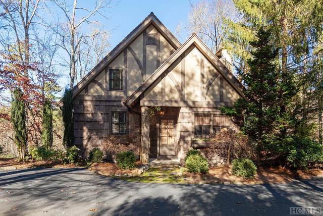 92 Wicket Way, Cashiers, NC 28717 (MLS #95267) :: Pat Allen Realty Group
