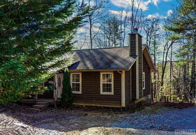 100 Squirrel Lane, Sapphire, NC 28774 (MLS #95274) :: Pat Allen Realty Group