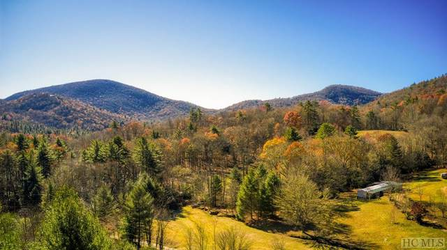 Tract A N/A, Cullowhee, NC 28723 (MLS #95276) :: Pat Allen Realty Group
