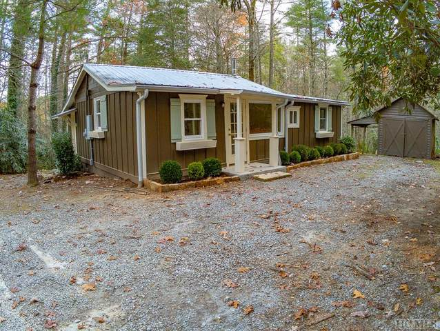 301 Lance Road, Cashiers, NC 28717 (MLS #95282) :: Pat Allen Realty Group